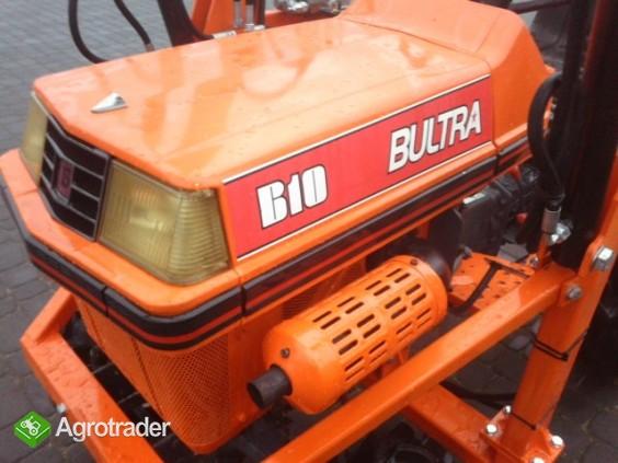 Kubota Bultra B 10  10 KM TUR mini mikro traktor 4x4 Yanmar  - zdjęcie 5