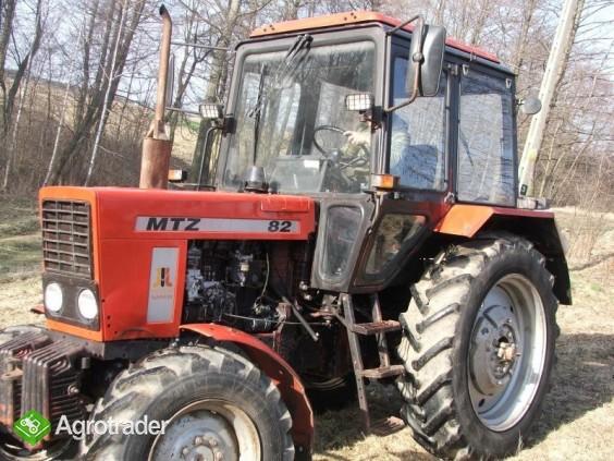 MTZ 82 1999r ( Pronar Belarus ) - zdjęcie 2