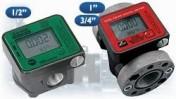 Przepływomierz elektroniczny K600 ropa/on/diesel