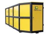 Zbiornik dwupłaszczowy na olej napędowy ropę biopaliwa on YellowBox 11