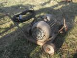 silnik 5,5kw  +wózek +kabel