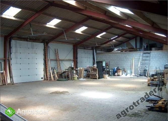 Konstrukcja Stalowa 1120x840 Magazyn Garaż Hala Agrotraderpl