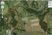 Sprzedam 58 ha w Zawidowie (Zgorzelec)