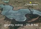 SZCZECIN - 90 km (Chwarstno) 25,9 ha ! - TANIO !