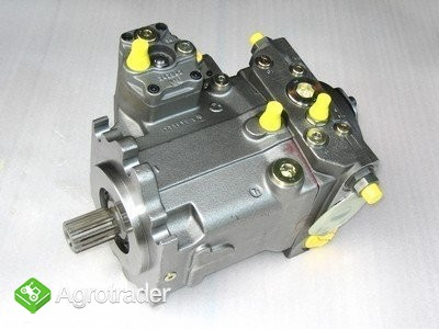 Pompa Hydromatik A4VG180EP2DM132R-NZD-02F00XDH-S