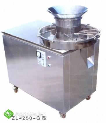 Granulator pudru i pyłu organicznego - zdjęcie 3