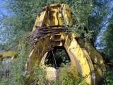 Chwytak do złomu poj. 6,7m3 waga 8 ton do dźwigu
