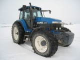 Ford 8670 - 1995