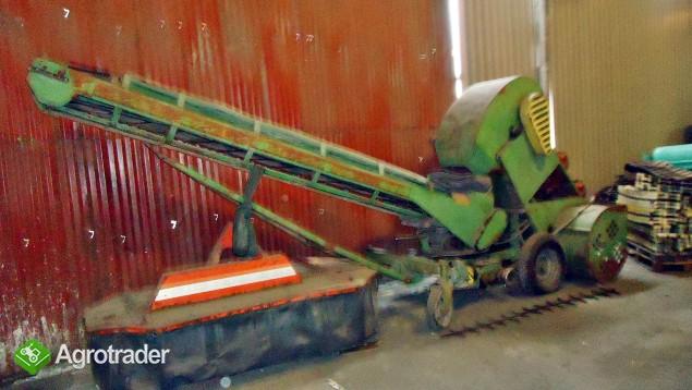 Maszyna do przewietrzania i załadunku zbóż - zdjęcie 1