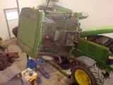 remont naprawa serwis John Deere