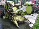 CLAAS JAGUAR 840 + PRZYSTAWKA RU 450 XTRA Z 2005 ROKU