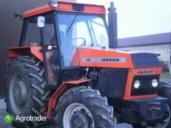 Ursus 1014 - 2001