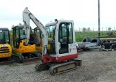 Mini koparka Takeuchi TB016