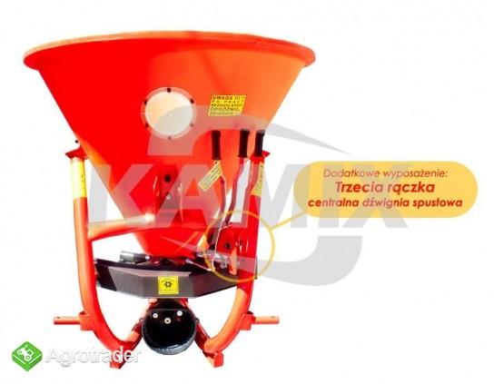 rozsiewacz lejowy turbina lejek 350 DEXWAL KAMIX - zdjęcie 2