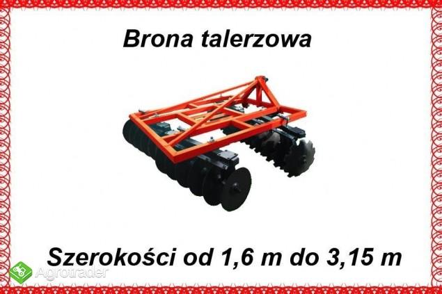 Henart Brona Talerzowa 1,6 inne rozmiary w opisie - zdjęcie 3