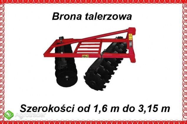 Henart Brona Talerzowa 3,15 wałek strunowy inne w opisie - zdjęcie 2