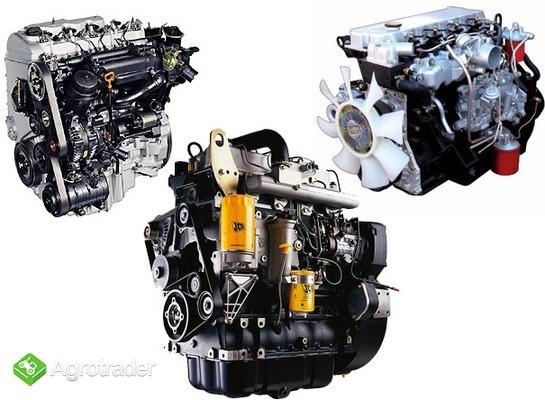 Części silnika ISUZU maszyny budowlane , komunalne, rolnicze,robocze