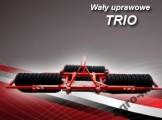 Wały uprawowe Wał uprawowy cambridge  Trio