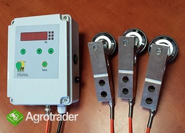 Waga elektroniczna wagi pod mieszalnik pasz M-ROL ADRAF - zdjęcie 2