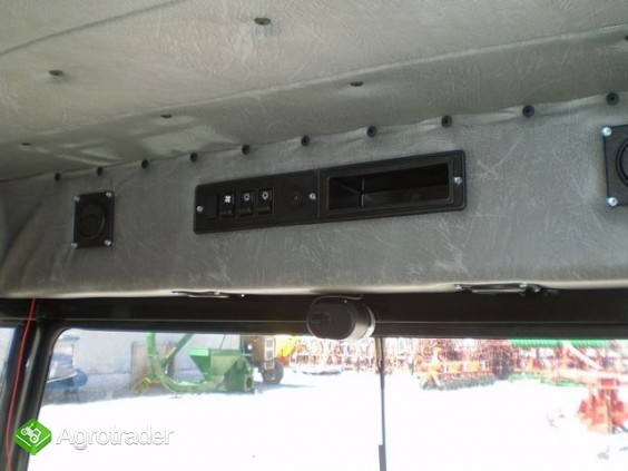Kabina kabiny BIZON do Bizona - zdjęcie 2
