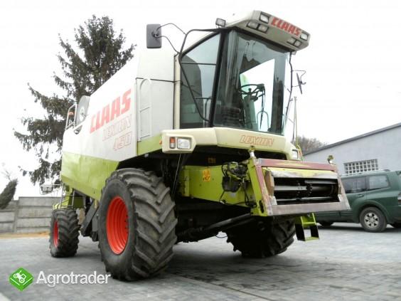 KOMBAJN CLAAS LEXION 450/1998r/STÓŁ 6m+wózek/silnik MB 275KM/ PL MENU - zdjęcie 1