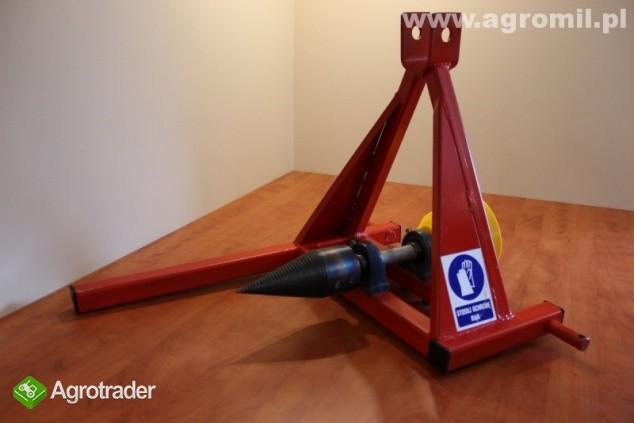 Łuparka łupak świdrowa na WOM - zdjęcie 3