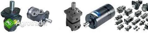 Silnik Sauer Danfoss OMV400 151B-2151, OMV500, OMV630 - zdjęcie 6