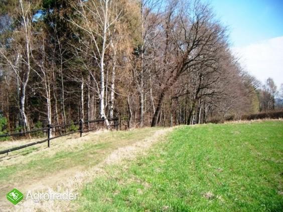 Działka budowlano-rolna 29 km od Krakowa z widokiem na góry - zdjęcie 3