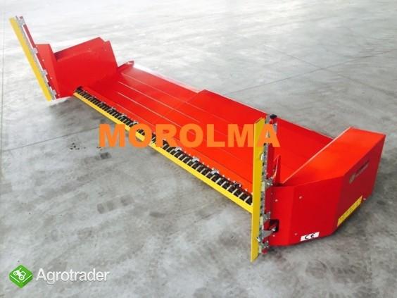 NOWOŚĆ PRODUCENT Stół do rzepaku najazdowo-progowy BIZON Z-056/058/050