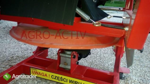 Rozsiewacz Nawozowo-Wapienny TAJFUN 600 L NOWY Dexwal Agro-Activ - zdjęcie 3
