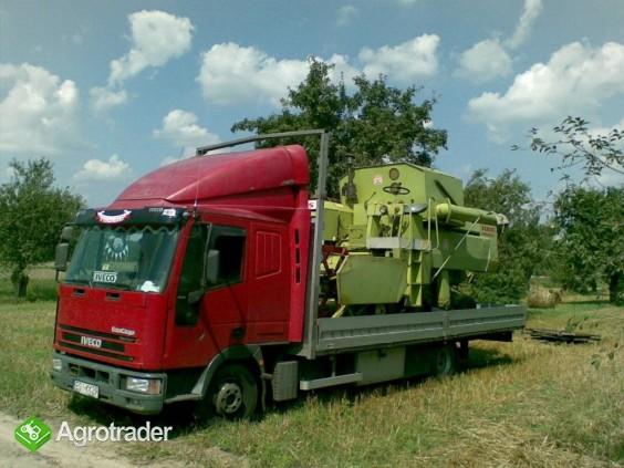 ładowarka manitou merlo jcb transport - zdjęcie 5