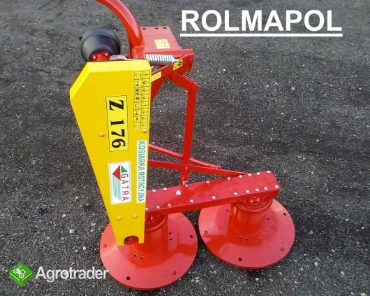 Kosiarka Rotacyjna wzmocniona GATRA, ROLMAPOL