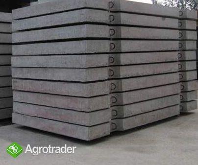 Płyty drogowe betonowe MON / ZIELONA GÓRA