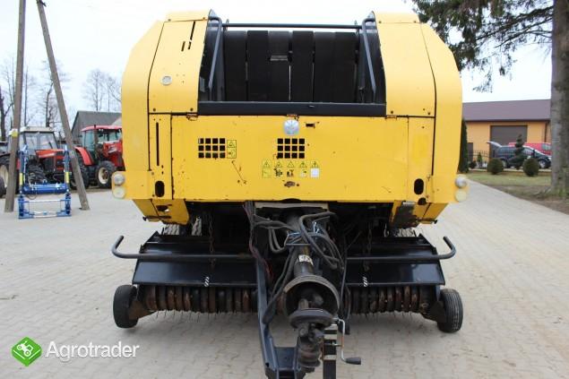 New Holland BR740A prasa - zdjęcie 4