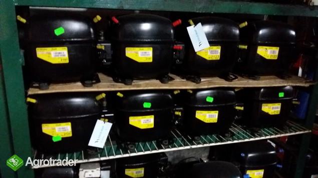 Agregat chłodniczy agregaty chłodnicze spreżarka parownik skraplacz  - zdjęcie 3