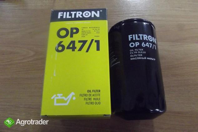 Filtr oleju do URSUS, MF, OP647/1 FILTRON