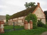 Dom z zabudowaniami gosp. koło Stargardu