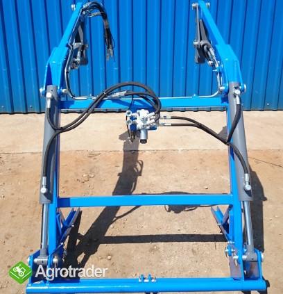 ładowacz TUR4 do mini traktora KUBOTA iseki Yanmar - zdjęcie 1