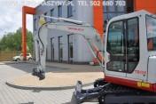 Euro-Maszyny TAKEUCHI TB135