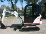 Koparka Bobcat E16 2013 - wybór maszyn