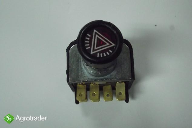 Włącznik świateł awaryjnych MF-3/MF 255/ URSUS 3512