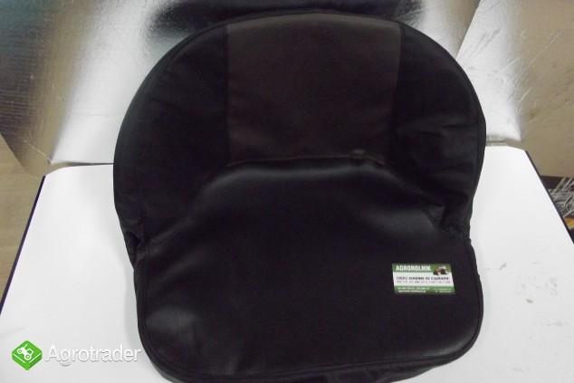 Poduszka siedzenia Grammera niska URSUS C 330 C 360 - zdjęcie 1