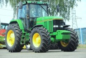 ciągnik rolniczy JOHN DEERE 7700 PQ - 1995 ROK
