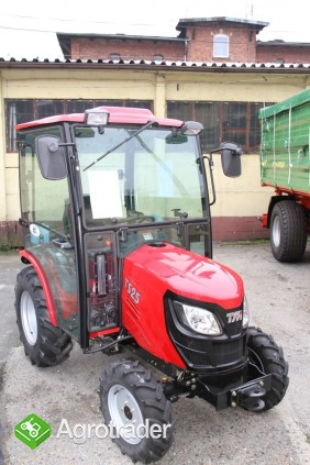 Ciągnik rolniczy komunalny TYM TS 25 nowy  sprzedaż
