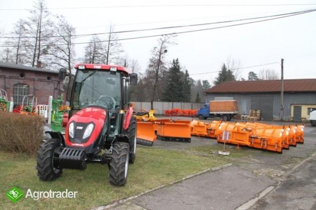 Ciągnik rolniczy komunalny pomocniczy TYM T 503 nowy  sprzedaż - zdjęcie 2