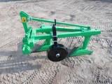 Pług do orania 2- skibowy mini traktorek kubota hinomoto yanmar iseki