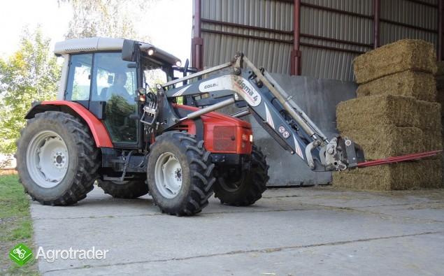 Ciągnik rolniczy SAME SILVER 95 + SIGMA 4 - 2006