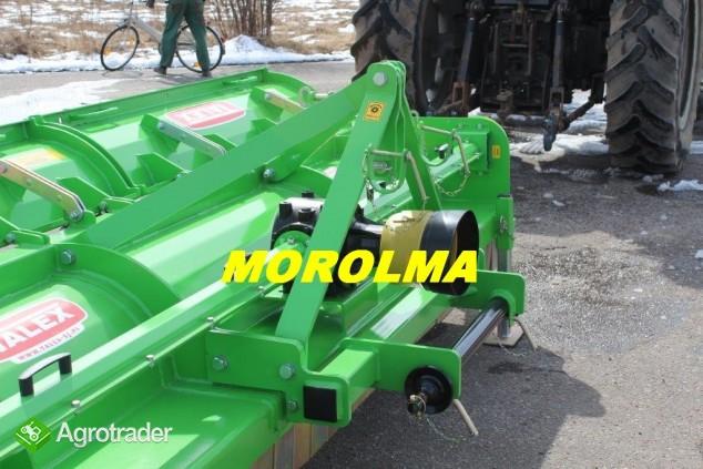 Rozdrabniacz bijakowy mulcher LEO 320 TALEX do nieużytków ugorów traw - zdjęcie 4