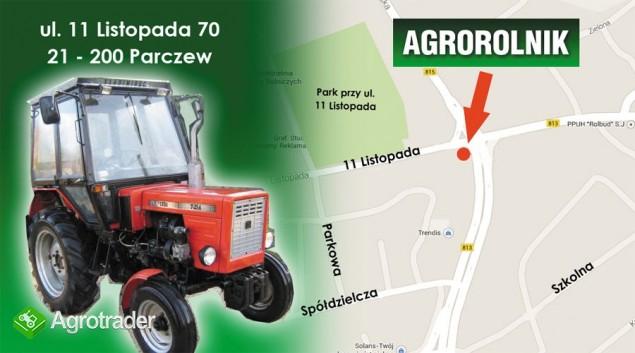 Katalog Części Przedni Układ Zawieszenia Narzędzi PRONAR 320AK/320AMK - zdjęcie 2