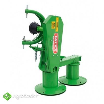 Kosiarka rotacyjna Talex kosiarki 1,35 1,85 mini hydrauliczne - zdjęcie 5